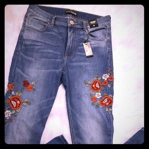 EXPRESS, Jeans